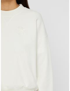 Womens Thea Sweatshirt Cloud Dancer