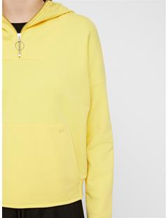 Womens Althea Sweatshirt Butter Yellow