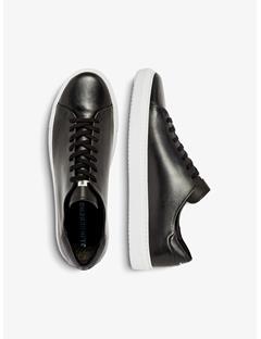 Mens Low-top Sneakers Black