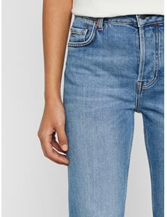 Womens Study Jeans - Blues Light Blue