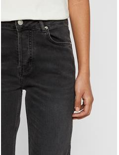 Womens Study Jeans - Khol Black