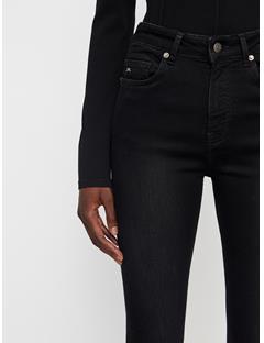 Womens Uma Jeans - Darken Black