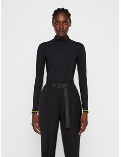 Womens Dominica Tech Body Suit Black