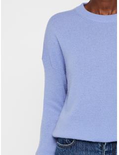 Womens Kerli Cashmere Sweater Skyrim