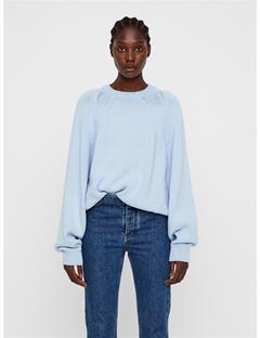 Womens Naomi Knitted Sweater Skyrim