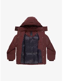 Womens Sloane Down Jacket Dark Mocca