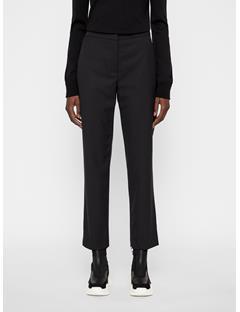 Womens Kylie Wool Cordura Pants Black