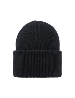 Mens Jive Spongy Wool Beanie Black