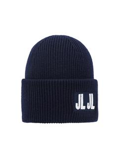 Mens Jive Spongy Wool Beanie JL Navy