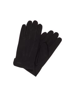 Mens Sono Suede Glove Black
