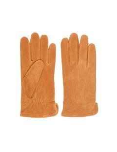 Mens Sono Suede Glove Cognac