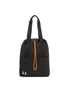 Mens Amphion Tote Bag Black