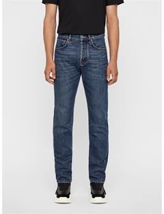 Mens Johnny Jeans - Dark Crape Dark Blue