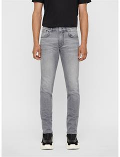 Mens Jay Jeans - Nydon Light Grey