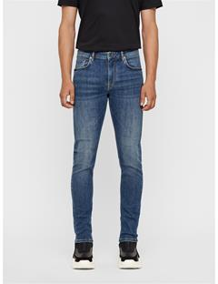 Mens Damien Jeans - Weary Mid Blue