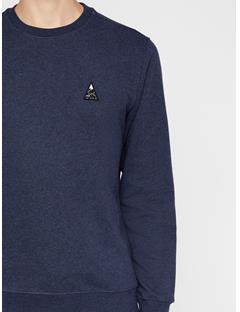 Mens Throw Ring Loop Sweatshirt JL Navy