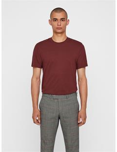 Mens Silo Jersey T-shirt Dark Mocca