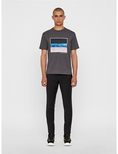 Mens Jordan Distinct T-shirt Asphalt Black