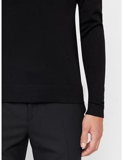 Mens Newman Sweater Black