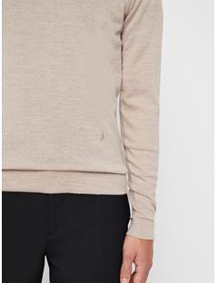 Mens Newman Sweater Oxford Tan