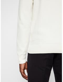 Mens Arthur Sweater Cloud White