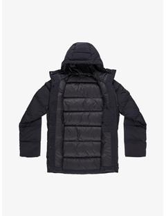 Mens Barry Down Jacket Black