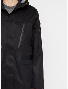 Mens Leroy Tech Jacket Black