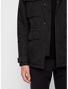 Mens Tracer Tech Jacket Black