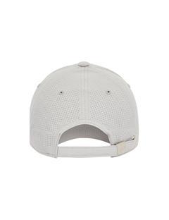 Mens Caden Tech Mesh Cap Stone Grey