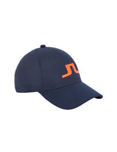 Mens Ace Seamless Mesh Cap JL Navy