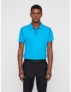 Mens Tomi Lux Pique Polo Fancy