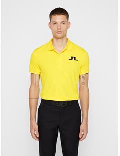Mens Big Bridge TX Jersey Polo Banging Yellow