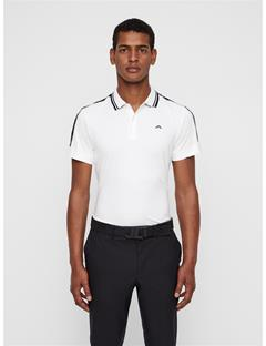 Mens Ted TX Coolmax Polo White