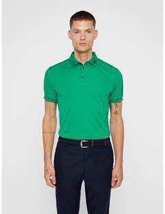 Mens Tour Tech Reg Fit Polo Golf Green