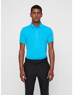 Mens Tour Tech Slim Fit Polo Fancy