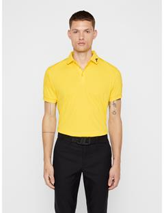 Mens KV TX Jersey Polo Banging Yellow