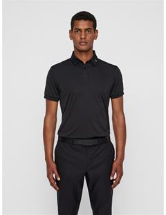Mens KV TX Jersey Polo Black