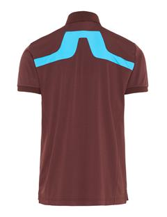 Mens KV TX Jersey Polo Dark Mocca