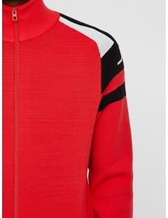 Mens Akito Sweater Racing Red