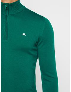 Mens Kian 2.0 Tour Merino Sweater Golf Green