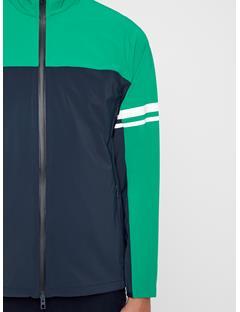 Mens Archer Lux Softshell Jacket Golf Green