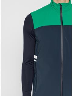 Mens Archer Lux Softshell Vest Golf Green