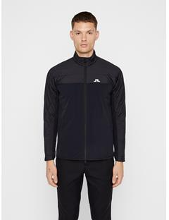 Mens Winter Hybrid Jacket Black
