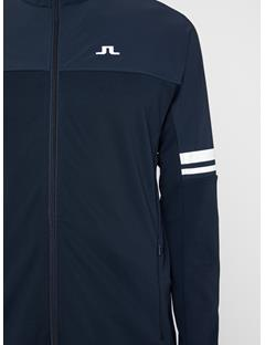 Mens Sirius Brushed Fieldsensor Jacket JL Navy