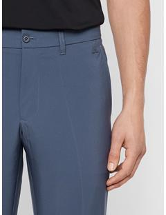Mens Ellott Micro Stretch Pants Dark Grey