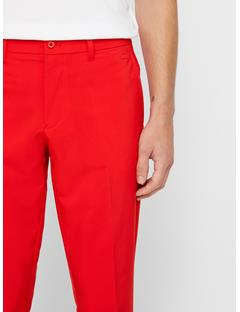 Mens Ellott Micro Stretch Pants Racing Red
