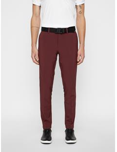 Mens Ellott Slim Micro Stretch Pants Dark Mocca