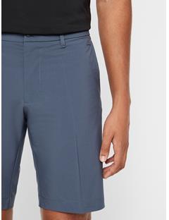 Mens Eloy Micro Stretch Shorts Dark Grey