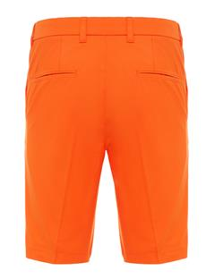 Mens Somle Light Poly Shorts Juicy Orange