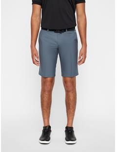 Mens Somle Tapered Light Poly Shorts Dark Grey
